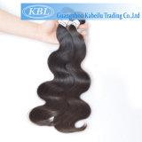 Человеческие волосы девственницы самого лучшего качества ранга 7A бразильские