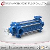 La DM tapent la pompe à plusieurs étages centrifuge résistante à l'usure horizontale