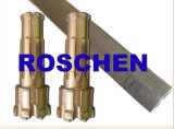 Abajo de los dígitos binarios del martillo del orificio DTH para la perforación
