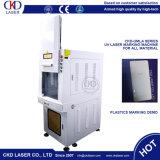 Macchina UV della marcatura del laser, macchina della marcatura del laser della modifica di orecchio delle pecore