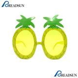 2017 óculos de sol do partido do abacaxi da forma para miúdos