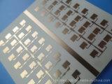 De Elektronika 6 Looppas van de Raad van de Kring van de Laag Zwarte Fr-4 van PCB Kleine