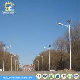 indicatore luminoso di via solare 50W di 7m con l'alta lampada di lumen LED