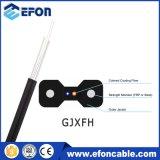Gaine LSZH FTTH Indoor 2 Câble de descente à fibres optiques de base