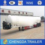 2axle 판매를 위한 대량 시멘트 수송 트럭 트레일러