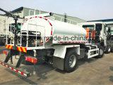중국 석유 탱크 트럭, HOWO 15000L-20000L 6*4 물 유조 트럭