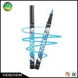 Lápiz duradero impermeable modificado para requisitos particulares insignia del Eyeliner de los cosméticos de los colores del líquido 4 del maquillaje de la manera