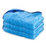 고품질 Microfiber 면 테리 목욕 수건