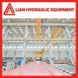 Cylindre hydraulique de plongeur de déclenchement droit pour le projet de garde de l'eau