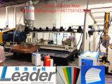 Лист пены PVC свободно/линия штрангя-прессовани доски, линия листов