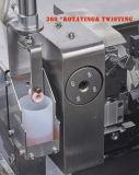 Le fil de l'étamage automatique de l'étamage de dénudage de fil machine de la machine