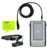 Ordinateur de poche d'EFP Échographie échographie haute résolution avec des lunettes de protection