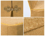 Tampas decorativas da cadeira dos Slipcovers do assento da cadeira do banquete do hotel (JY-E02)