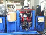 LPGのガスポンプボディ製造設備の円周のシーム溶接機械