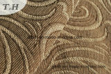 コーティングが付いているアフリカの普及したデザインシュニールのソファーファブリック