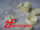 Nuevo diseño OEM Auto Parts SLS de prototipado rápido de SLA/3D de prototipos de piezas de automóviles de impresión
