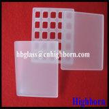 Ge matériel processus profond de silice de rainurage Laser de la plaque de verre de quartz