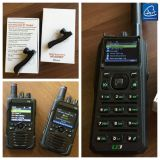 Low VHF Tactical Handheld Radio operator with Build in Bluetooth Function with Bluetooth Earphone