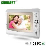 Splintloch-Kamera-beste Verkaufs-Farbe verdrahtete Wechselsprechanlage-videotürklingel (PST-VD973C)