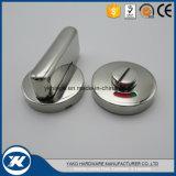 Het Slot van Thumbturn van de Indicator van het Roestvrij staal van de Hardware van de Cel van het toilet