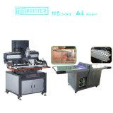 Automatischer vertikaler Silk Bildschirm-Drucker des Blatt-Tam-Z4 mit UVtrockner