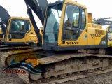 Escavatore originale utilizzato Ec240blc del cingolo della Svezia Volvo da vendere