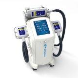 BerufsCryotherapy Physiotherapie Coolplas, das Maschine abnimmt