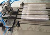 Copo plástico de 4 fileiras que conta a máquina de embalagem