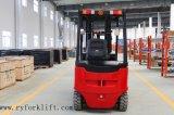 中国電池が付いている4-Wheel 3.0t電気フォークリフト