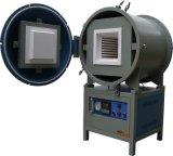 fornalha de caixa de alta temperatura do vácuo de 1200c 30liters para o recozimento e a aglomeração