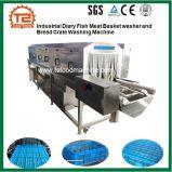 Rondella del cestino della carne di pesci del diario e lavatrice industriali della cassa del pane