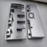 Alumínio de Alta Precisão personalizada ânodo de prata usinagem CNC