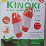Pistas herbarias del pie del Detox de Kinoki