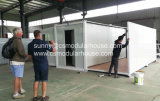 Camera prefabbricata espansibile del contenitore per la vita o l'ufficio dell'operaio