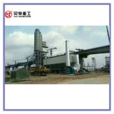 Emissão do projeto modular menos do que 50mg/Nm3 a máquina do asfalto da proteção ambiental 80t/H