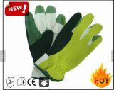 2017 наиболее популярные горячие продажи рабочей сад перчатки кожаные перчатки