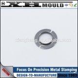 Подгонянный OEM штемпелюющ кронштейн металла глубинной вытяжки круглый