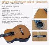 Smallman Aiersi double haut de la guitare classique à partir d'Yulong Guo (GC02A)