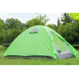 Tenda di campeggio di 2 strati delle persone doppi