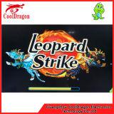 Macchina calda del gioco di pesca del modulo del doppio della gru leopardo/della tigre