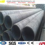 Gaseoducto natural soldado 5L del tubo de acero de carbón de LSAW API