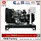 generador diesel hecho salir 24kw/30kVA del marco abierto con el motor de Lovol (25-200kVA/20-160kw)