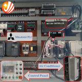 Automatische Hochgeschwindigkeitsflöte gewellte lamellierende Maschine für Karton-Kasten