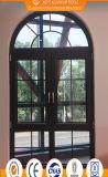 El aluminio Casement ventana con la configuración de diversos