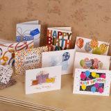 Personnalisation de carte de voeux, papier impression pour l'anniversaire de mariage de Noël