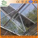 Système de ventilation de toit pour la serre chaude de volaille