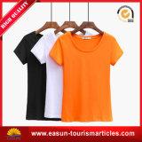 T-shirt bon marché en gros de blanc de T-shirt (ES3052526AMA)