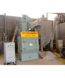 SGS를 가진 Q32 Automatic Rubber Type Shot Blasting Cleaning Machine
