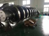 Convoyeur spiralé à chaînes de Hairise avec du matériau d'acier inoxydable
