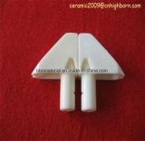 Jet de cerámica del aire del alúmina de la materia textil de la resistencia de desgaste